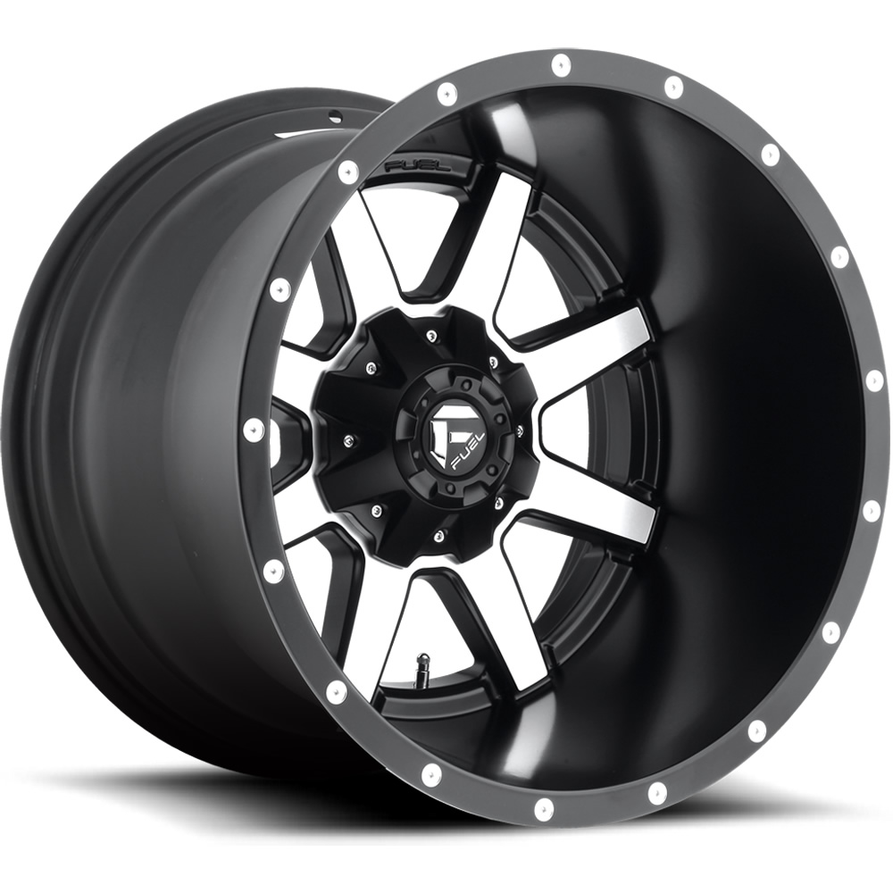 Fuel Maverick 20x10  24mm | D53720009845