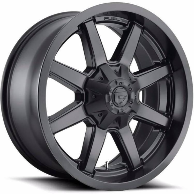 Fuel Maverick 20x10 18 Custom Wheels