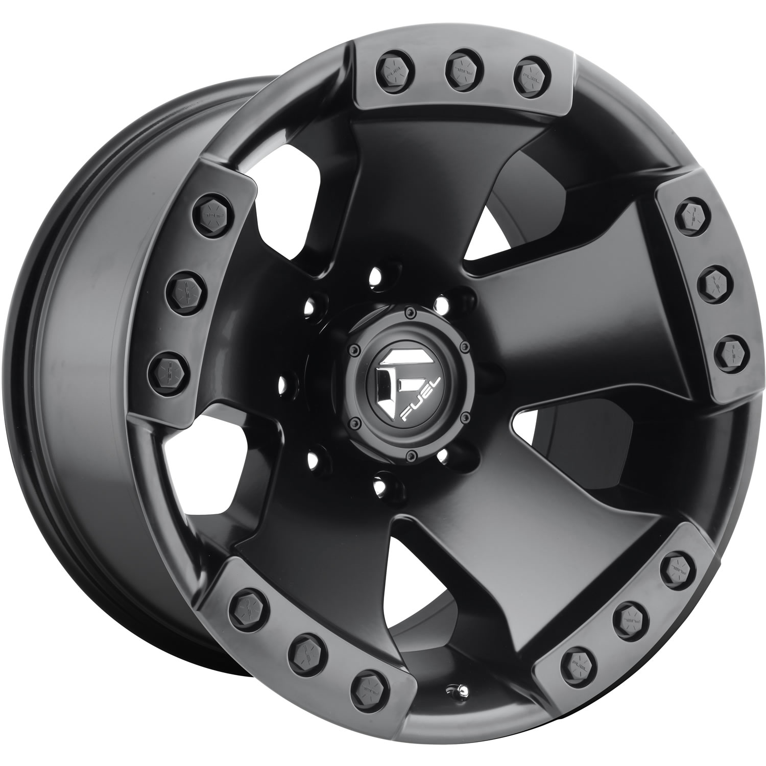 Fuel Monsta 20x10 18 Custom Wheels
