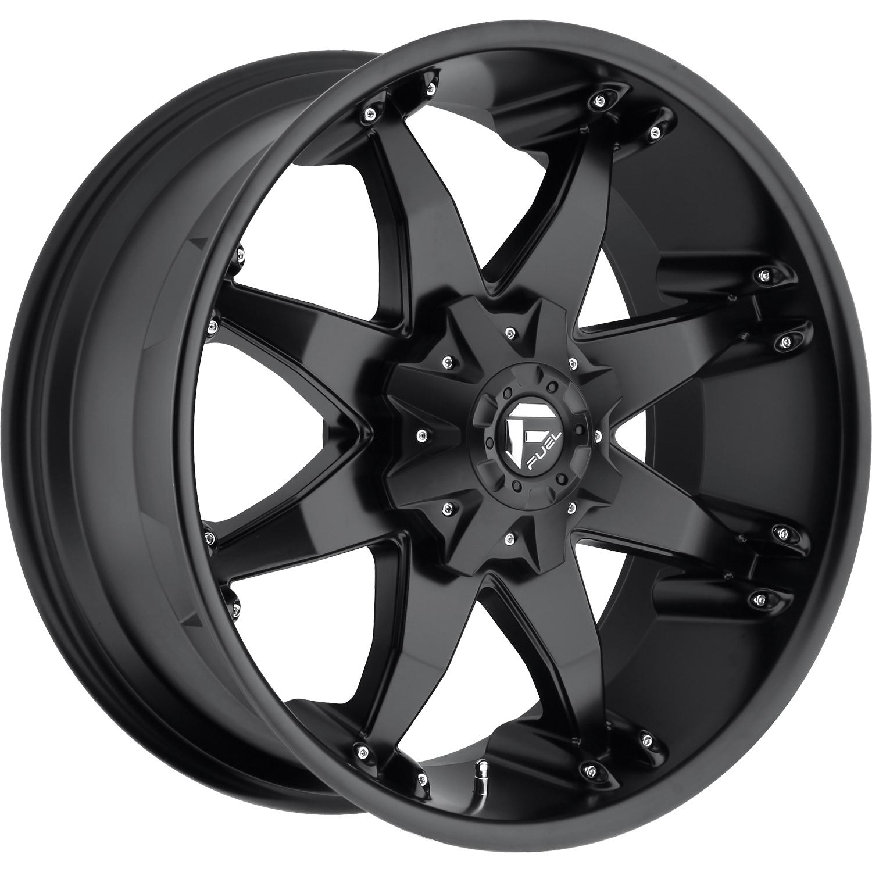 Fuel Rims 20X12 >> Fuel Octane D509 20x12 44