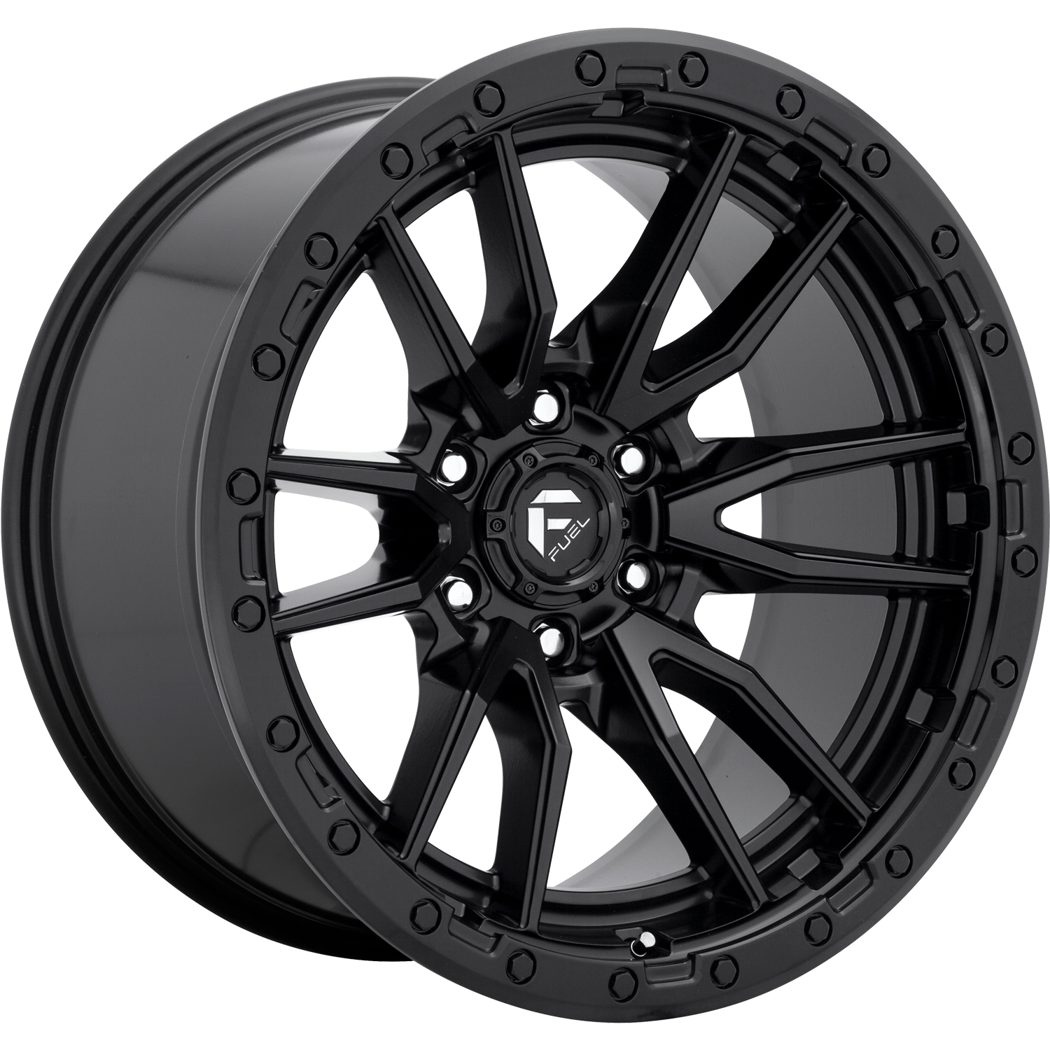 Fuel Rebel 18x9 -12