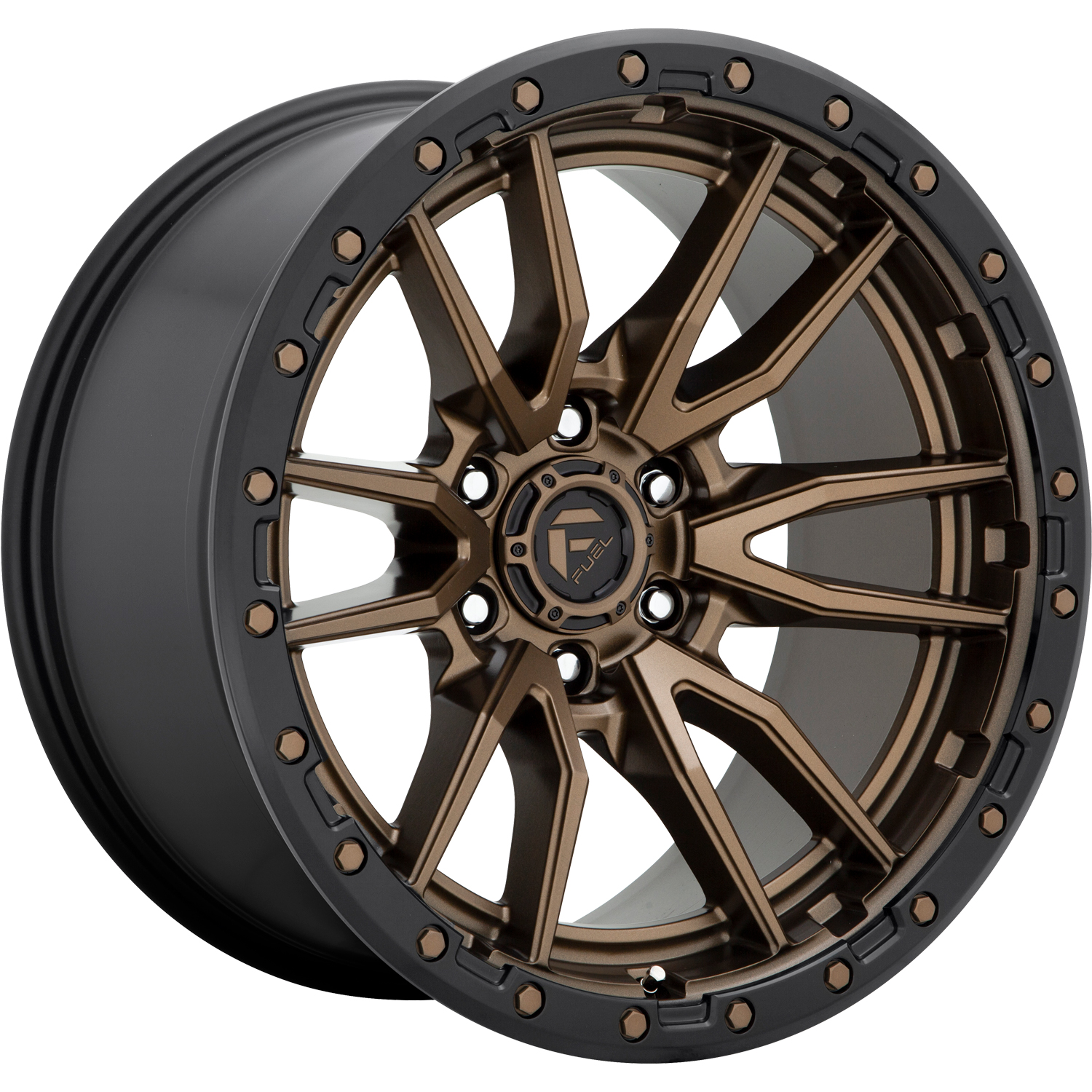 Fuel Rebel 20x10  18mm | D68120001847