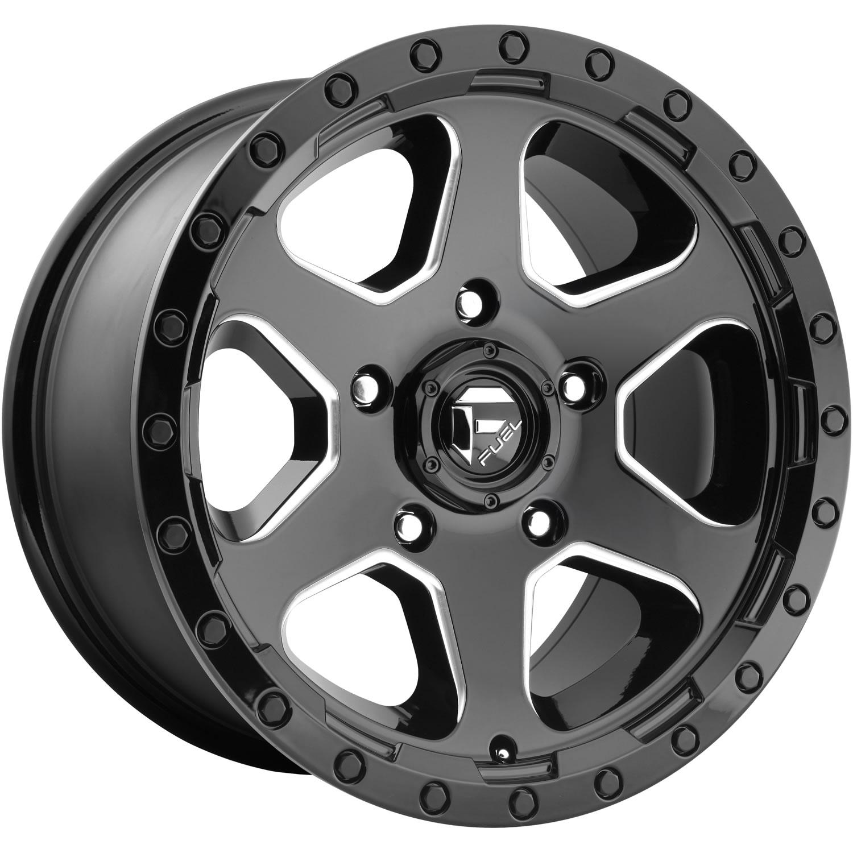 Fuel Ripper 18x9 1 Custom Wheels