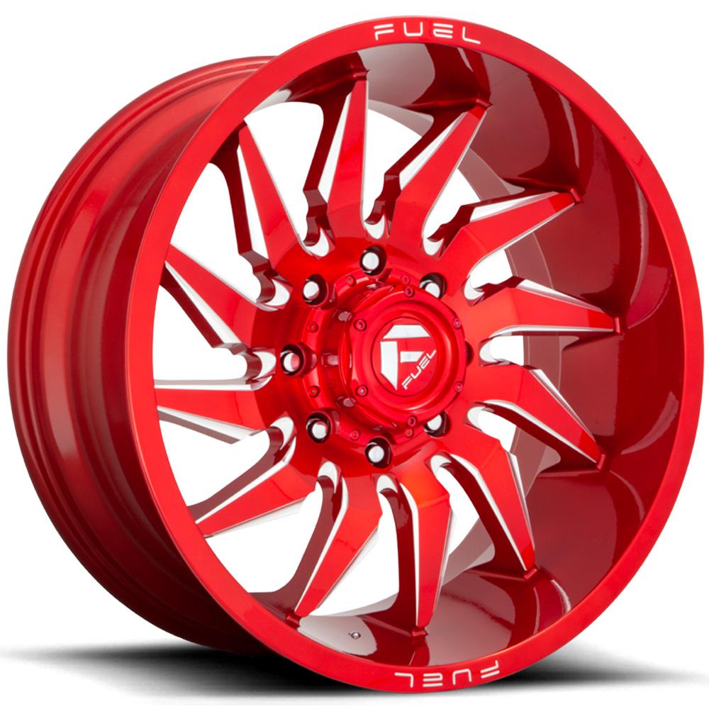 Fuel Saber 22x12 -44