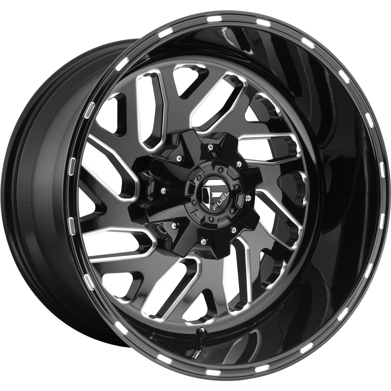 Fuel Rims 20X12 >> Fuel Triton D581 20x12 43