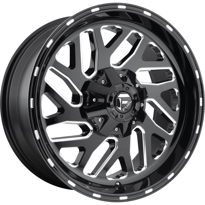 Fuel Wheels 20x9 >> Fuel Triton D581 20x9 1