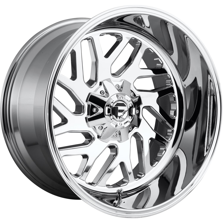 Fuel Rims 20X12 >> Fuel Triton D609 20x12 43