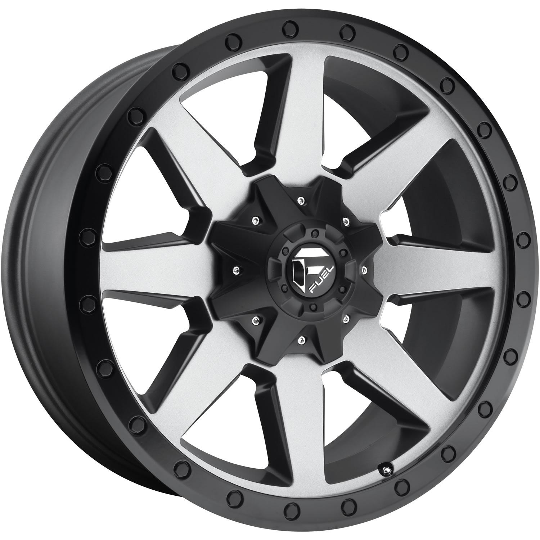 Fuel Wildcat 20x10 18 Custom Wheels