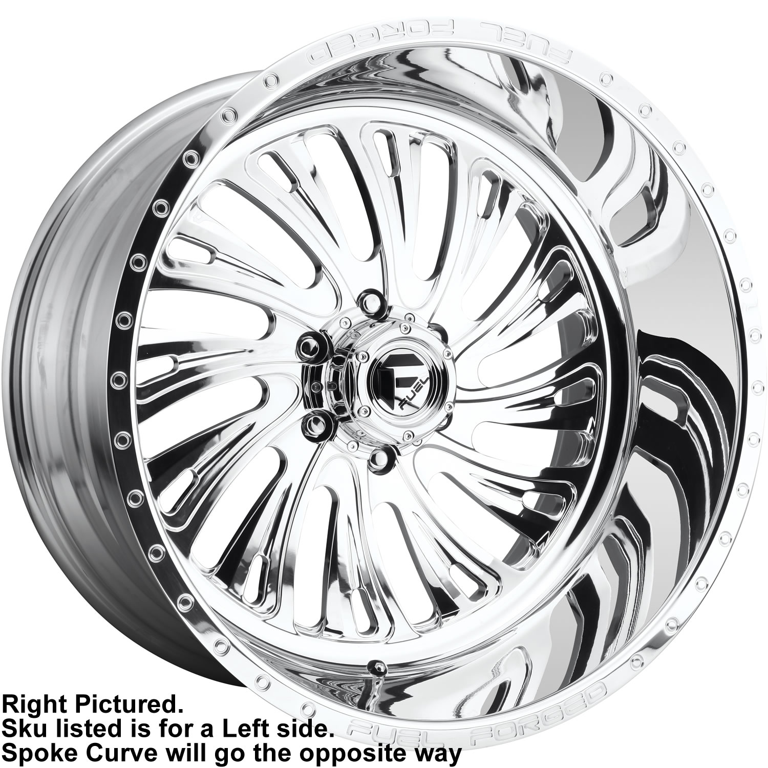 Fuel Forged FF35 24x14 -76 - Product reviews