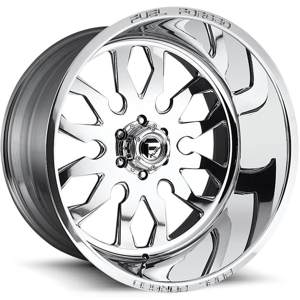 Fuel Forged FF37DD37 22x10 -25 - Product reviews