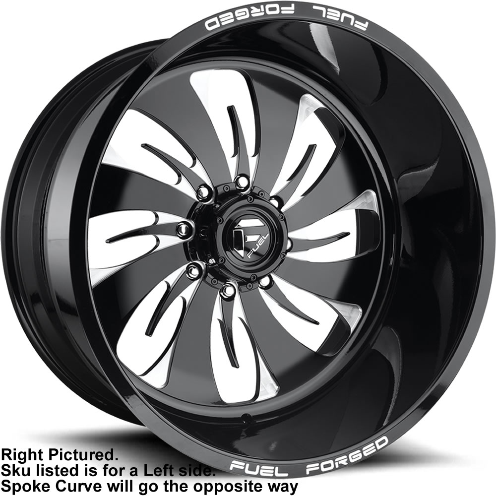 Fuel Forged FF46 26x14 -76 - Product reviews