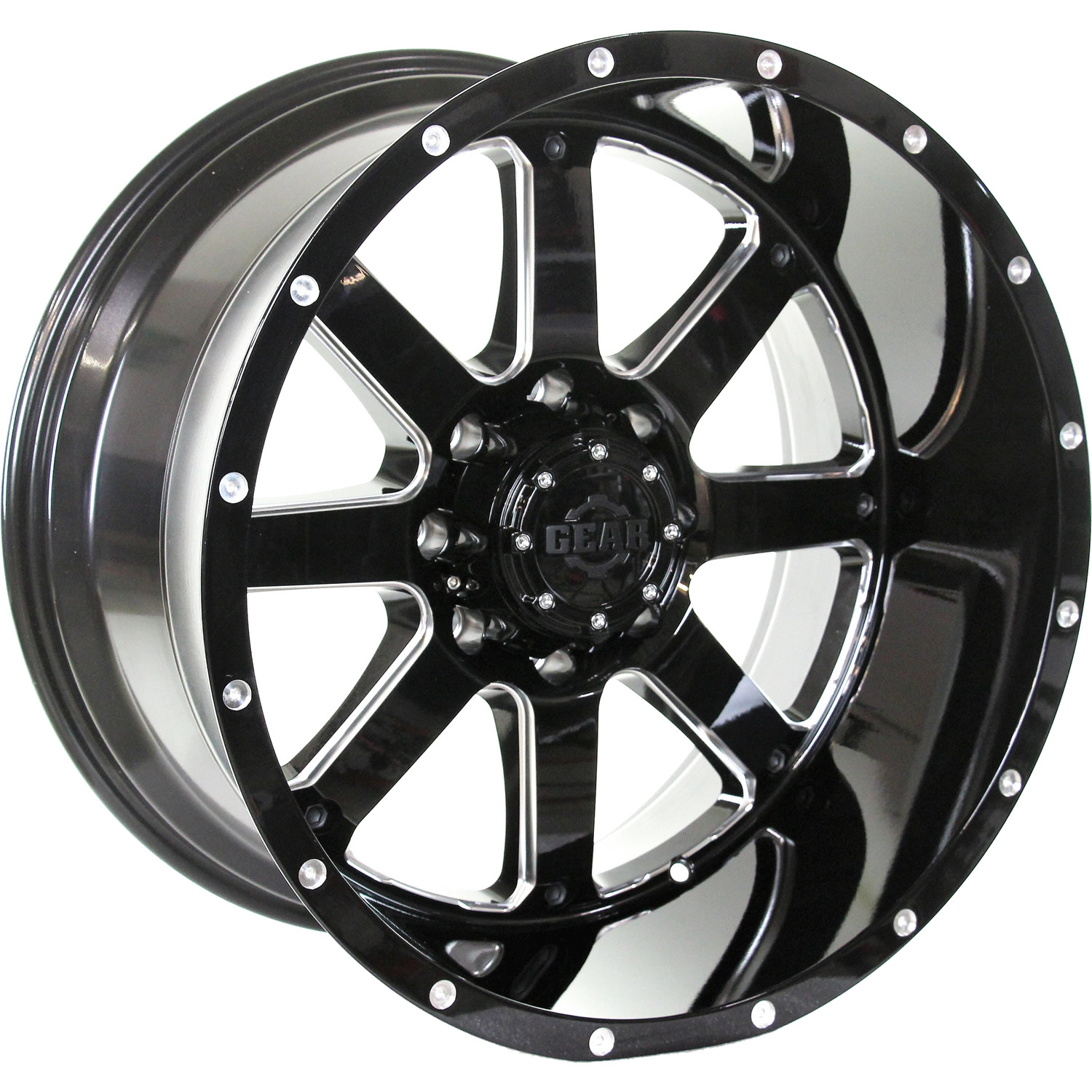 Gear Alloy Wheels Big Block 726MB