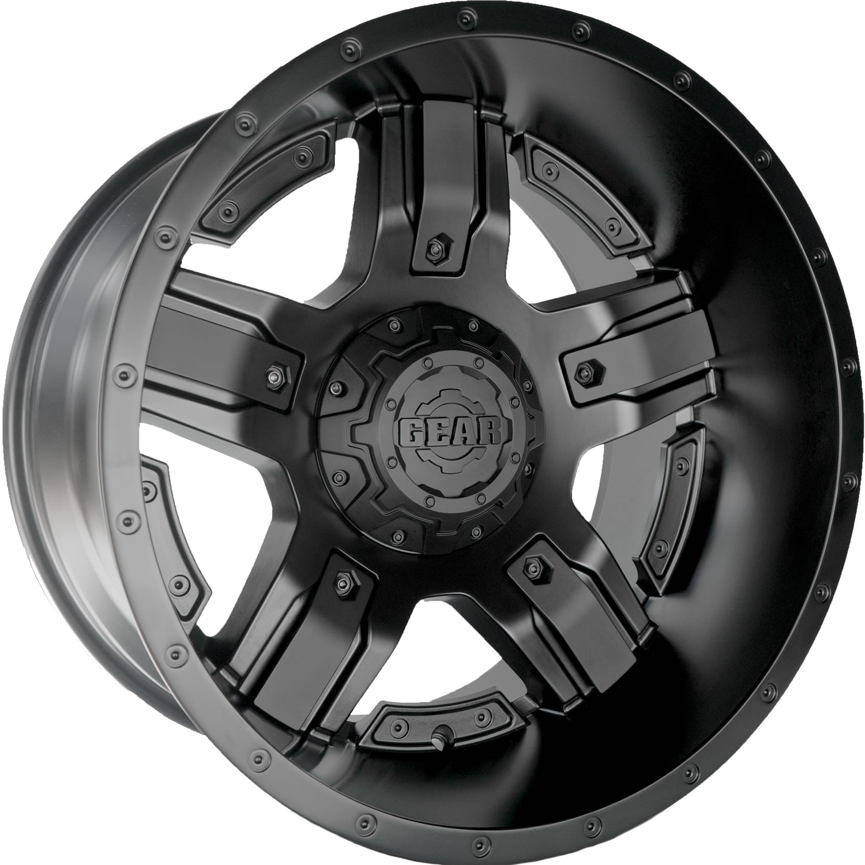 Gear Alloy Manifold 20x12 44 Custom Wheels