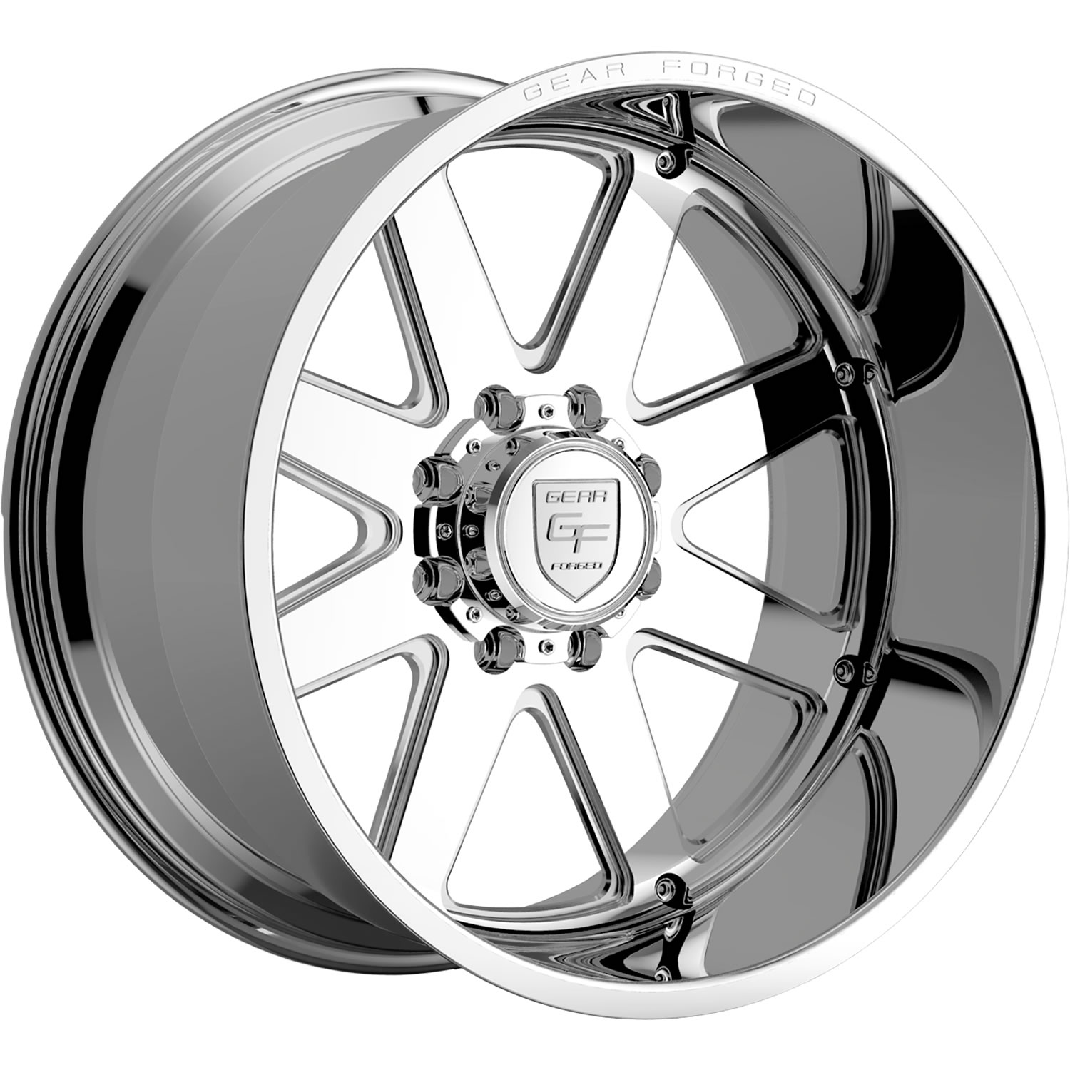 Gear Forged F70p1 22x12 51 Custom Wheels