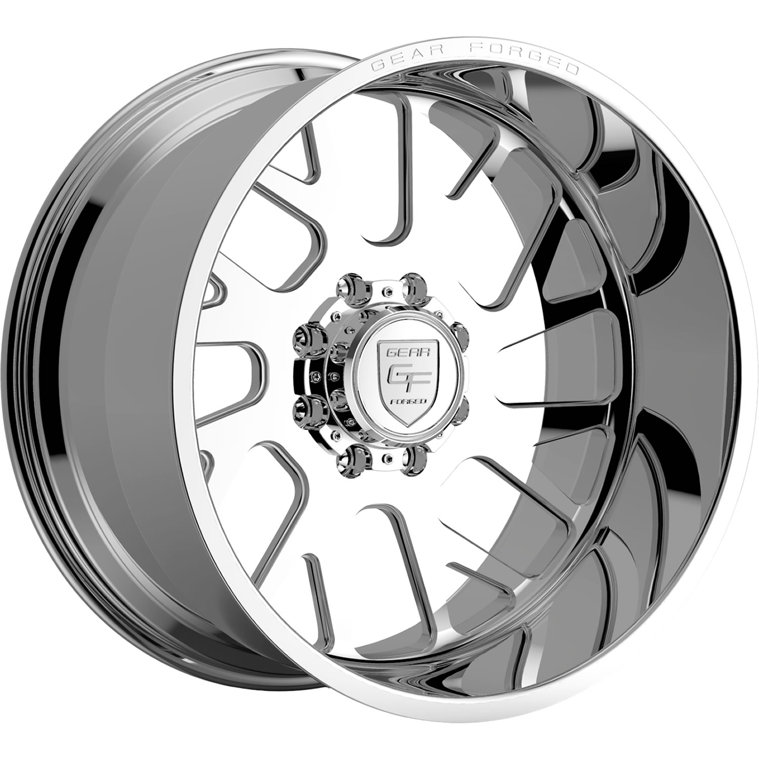 Gear Forged F71p1 24x14 76 Custom Wheels