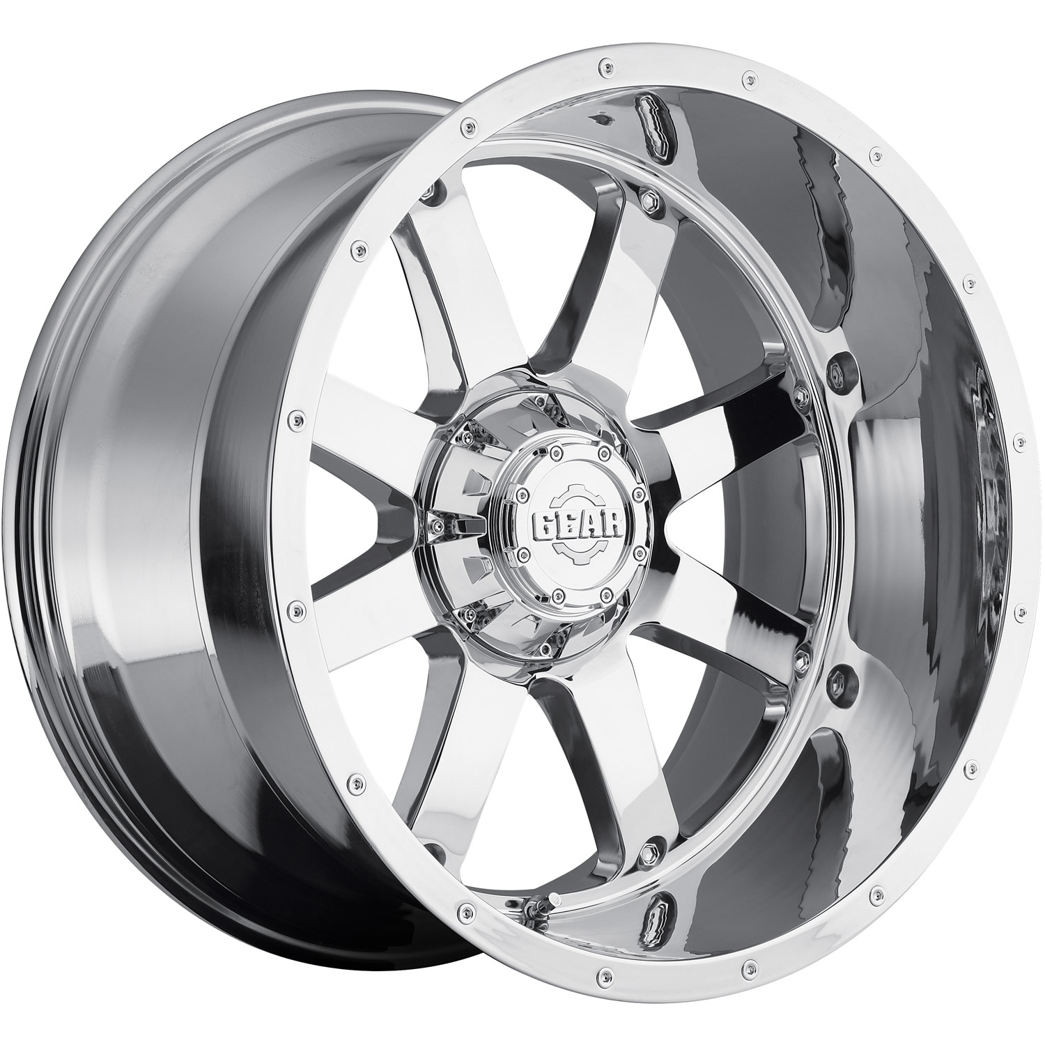 Gear Off-Road Big Block 20x12 -44
