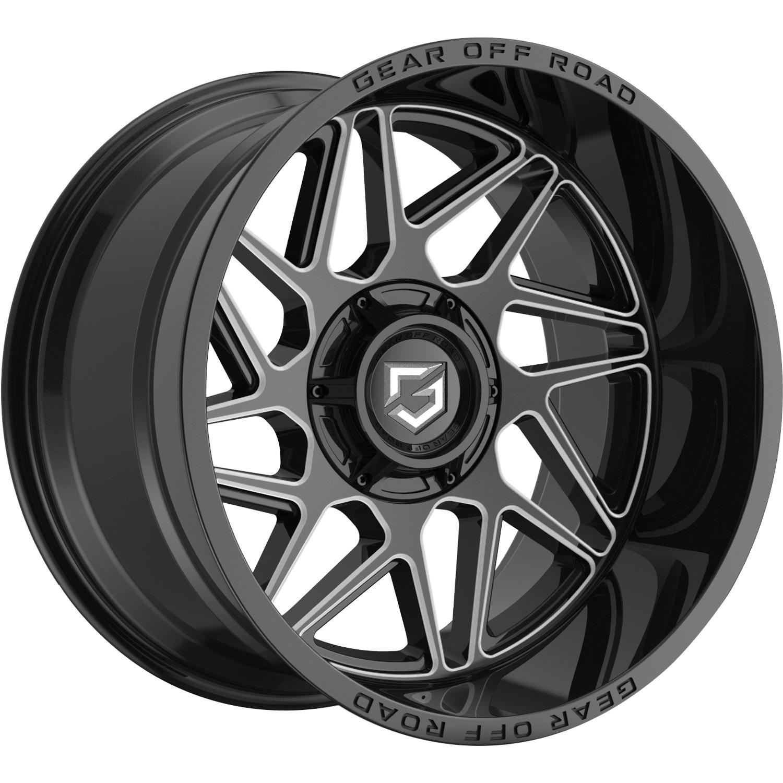 Gear Off-Road Ratio 22x10 10