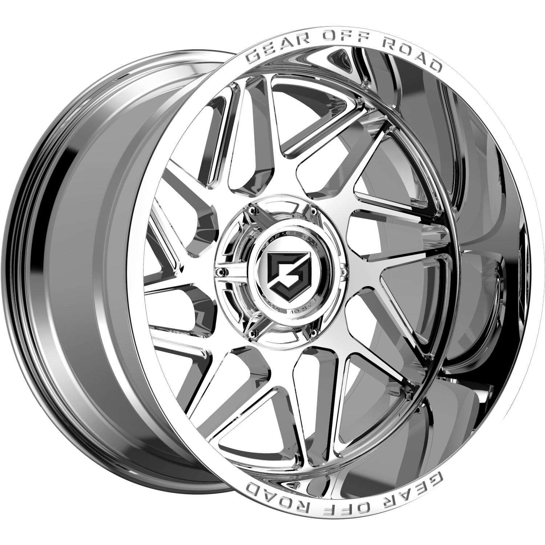 Gear Off-Road Ratio 20x12 -44