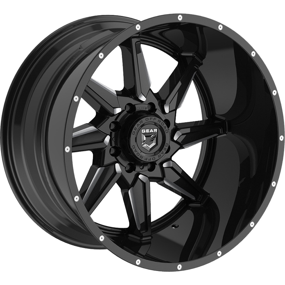 Gear Off-Road Wrath 20x12 -44