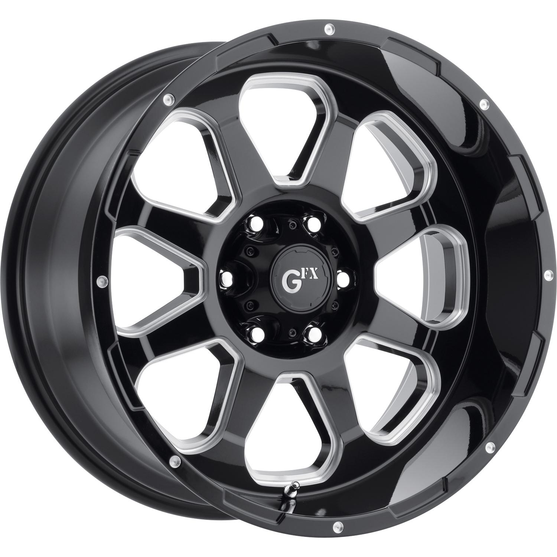 G-FX TR10 20x10 -24