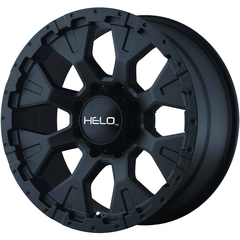 Helo He878 17x9 -12