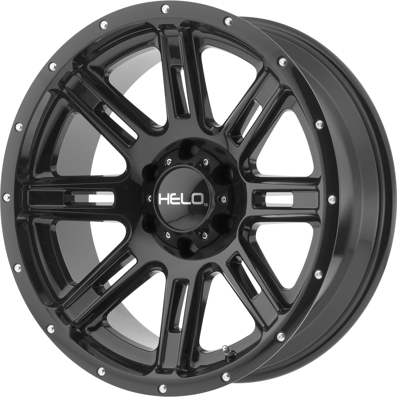 Helo He900 17x9 -12