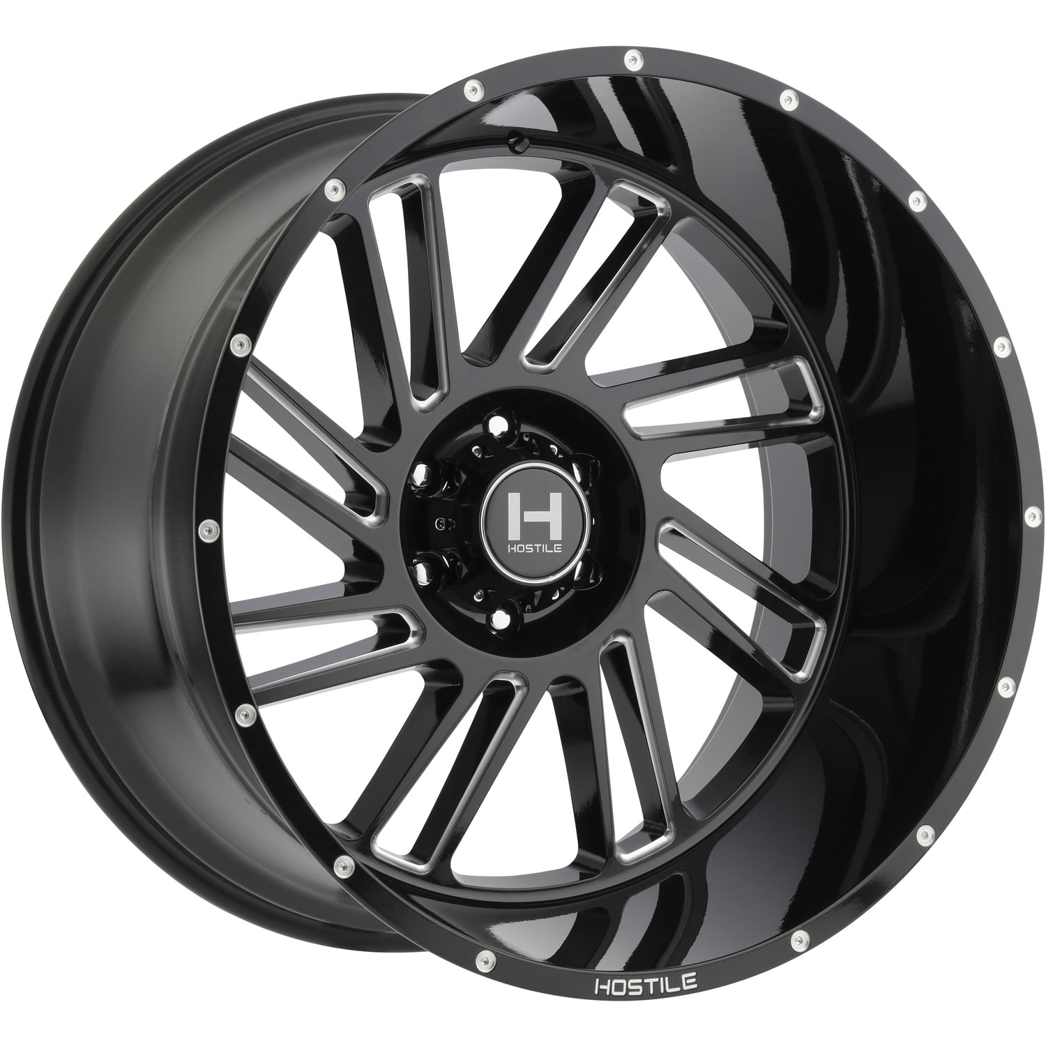 Hostile Stryker 20x10 19 Custom Wheels