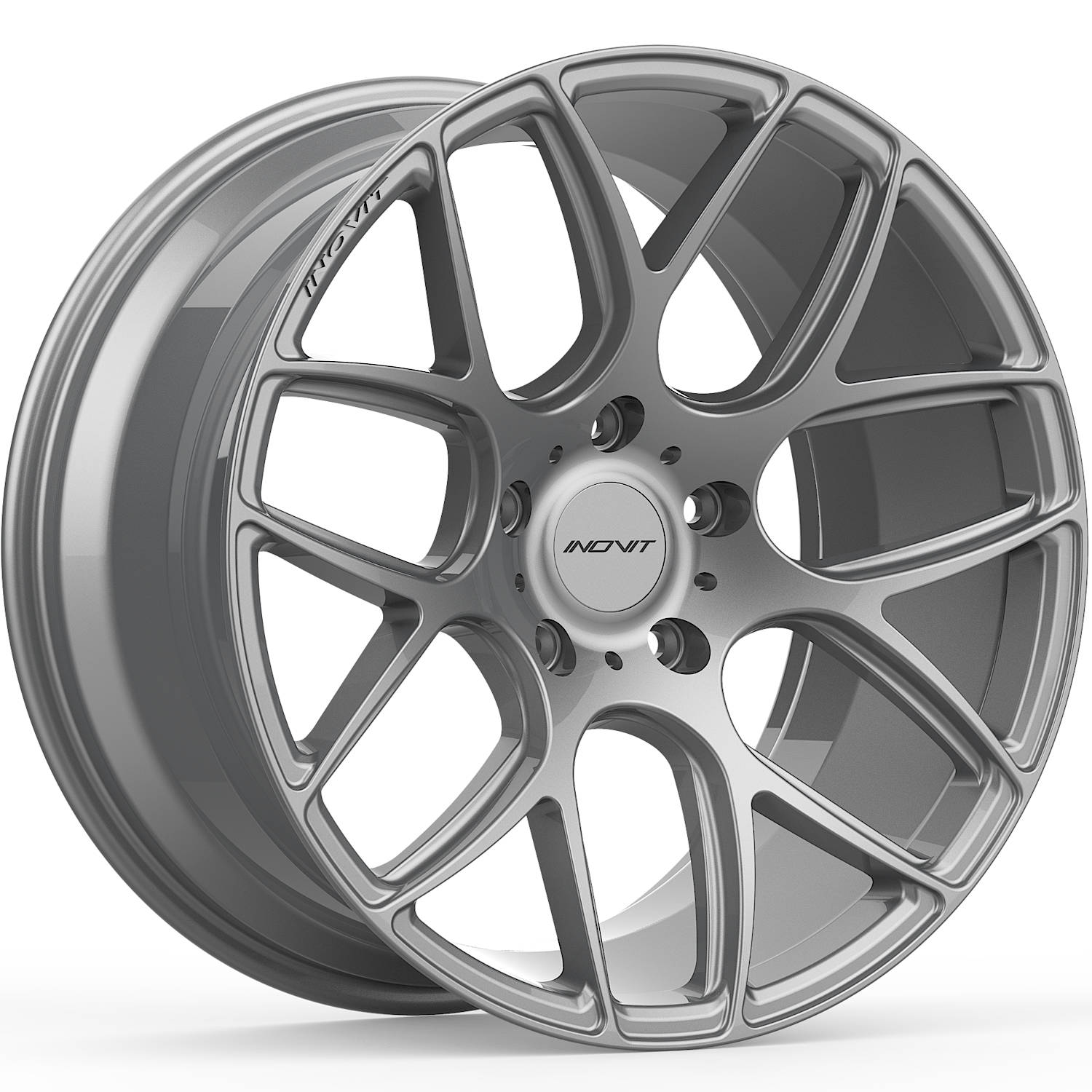 INOVIT Thrust Silver20x8.5 +40mm