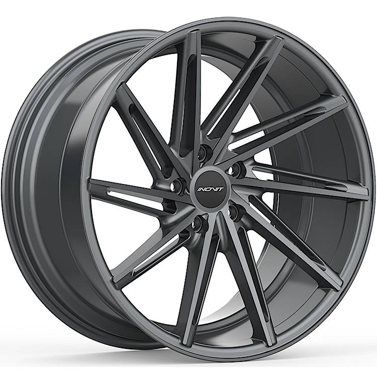 Inovit Turbine Satin Gunmetal Gray 20x10.5 40