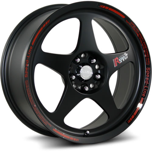 Katana K121 17x75 35 Custom Wheels