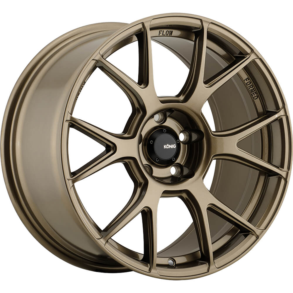 Konig Ampliform 18x10 20 Custom Wheels