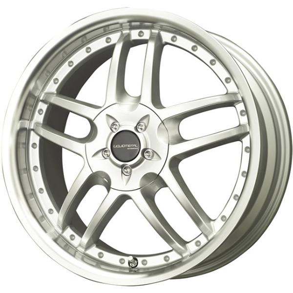 Liquid Metal Core 17x75 40 Custom Wheels