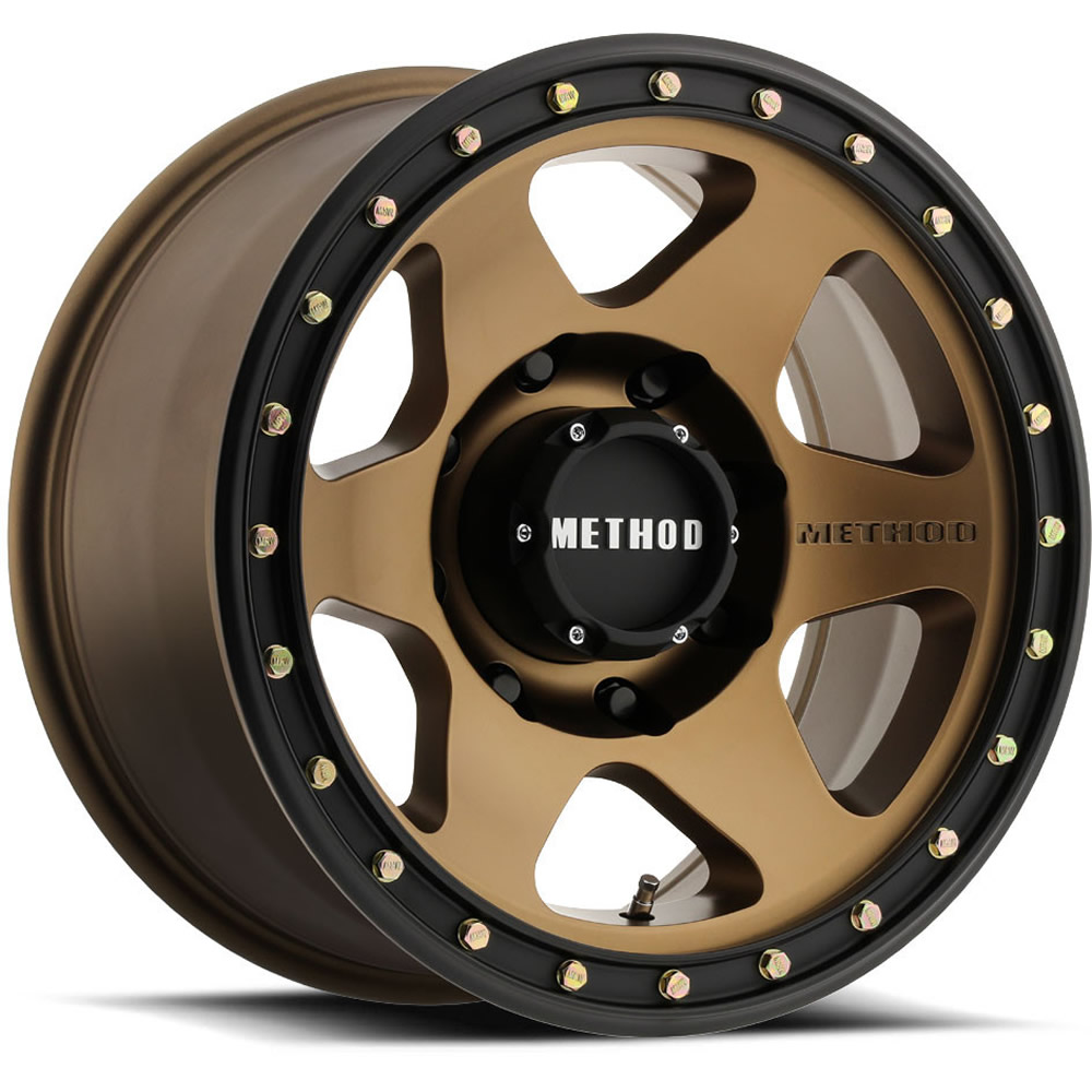Method Con6 17x8.5 0
