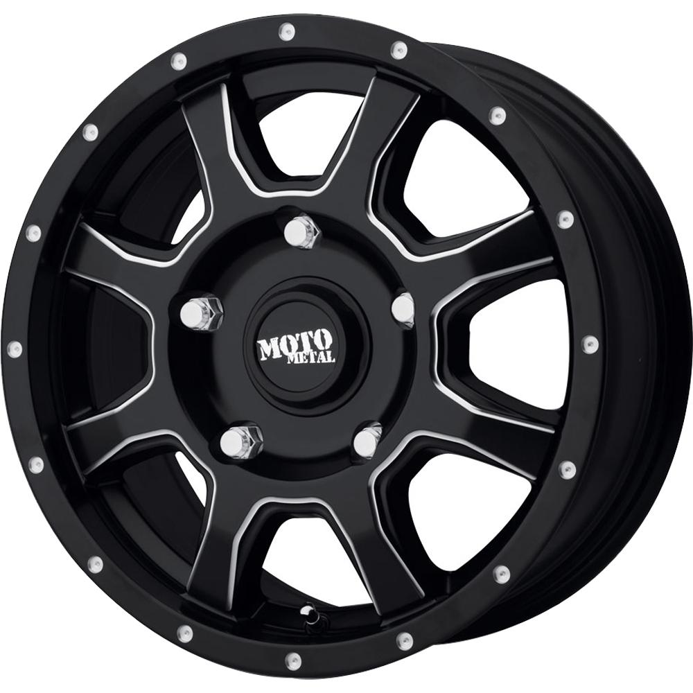 Moto Metal Mo970 16x7 42 Custom Wheels
