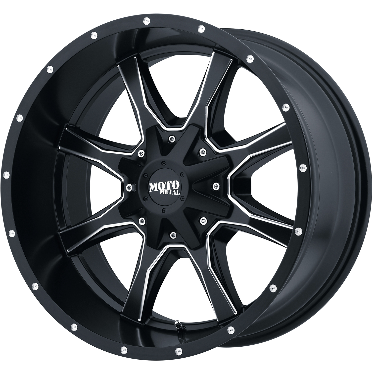 Moto Metal Mo970 16x7 42 Custom Wheels