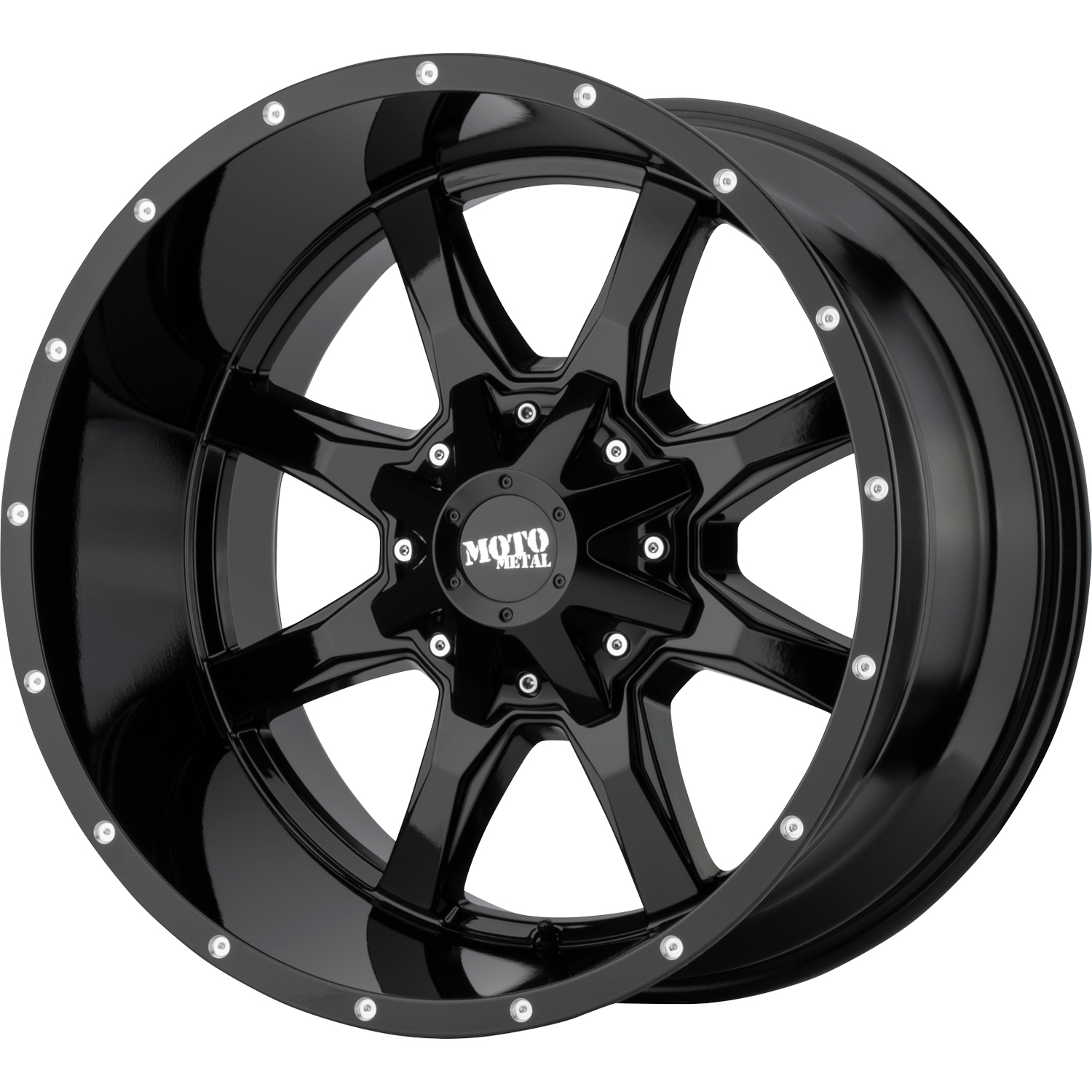 Moto Metal MO970 Gloss Black 18x9 18