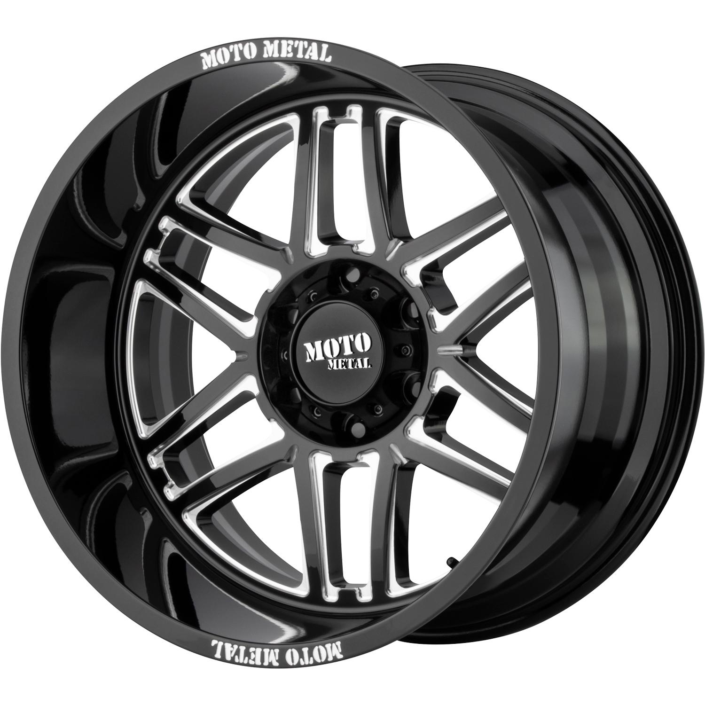 Moto Metal Mo992 22x12 -44