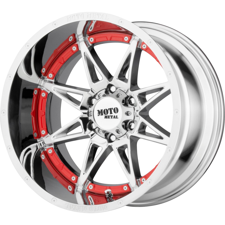 Moto Metal Mo993 20x12 -44