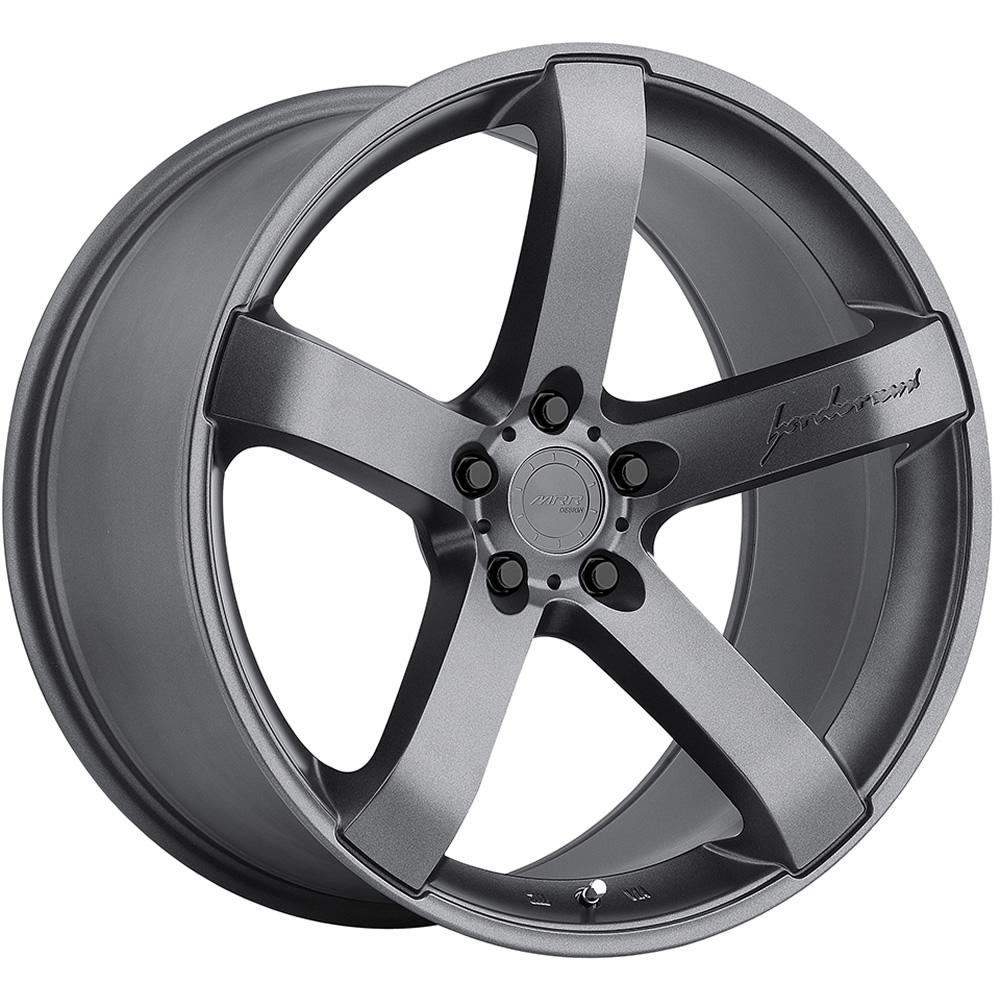 MRR VP5 19x9.5 25 - Product reviews