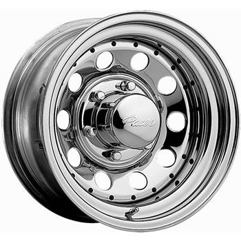 Pacer Chrome Modular 15x10 35 Custom Wheels Custom Offsets