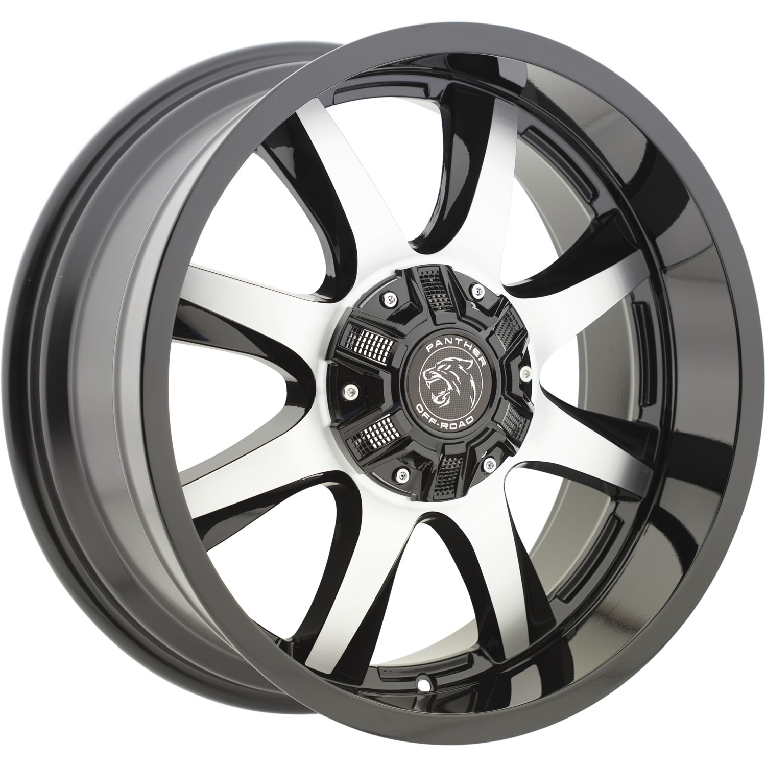 Panther Offroad 578 20x9 12 Custom Wheels