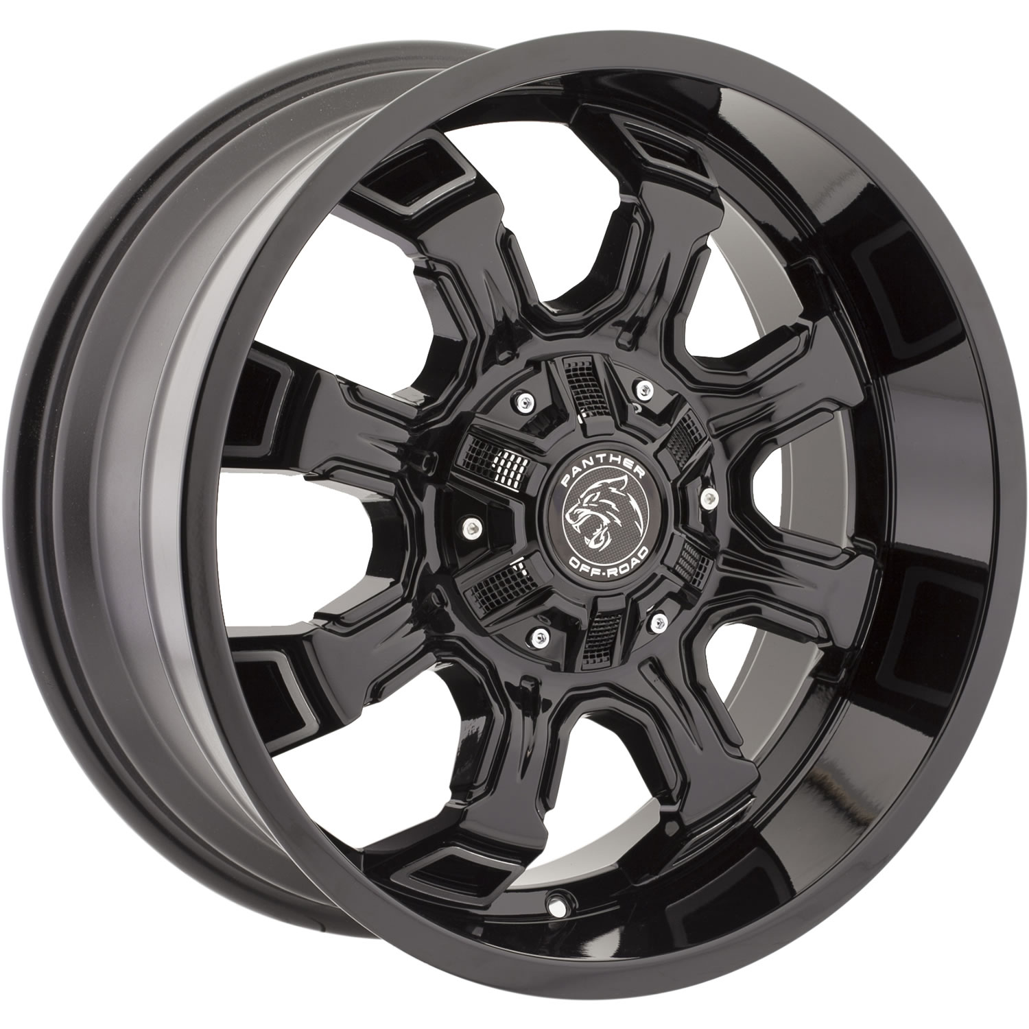 Panther Offroad 579 20x9 12 Custom Wheels