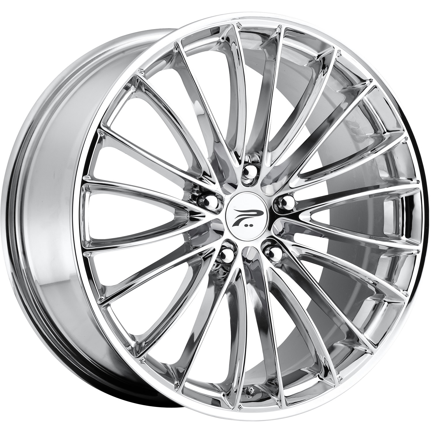 Chrome Platinum Monarch 19x85 40 Cooper Zeon Rs3 A 245 40 R19