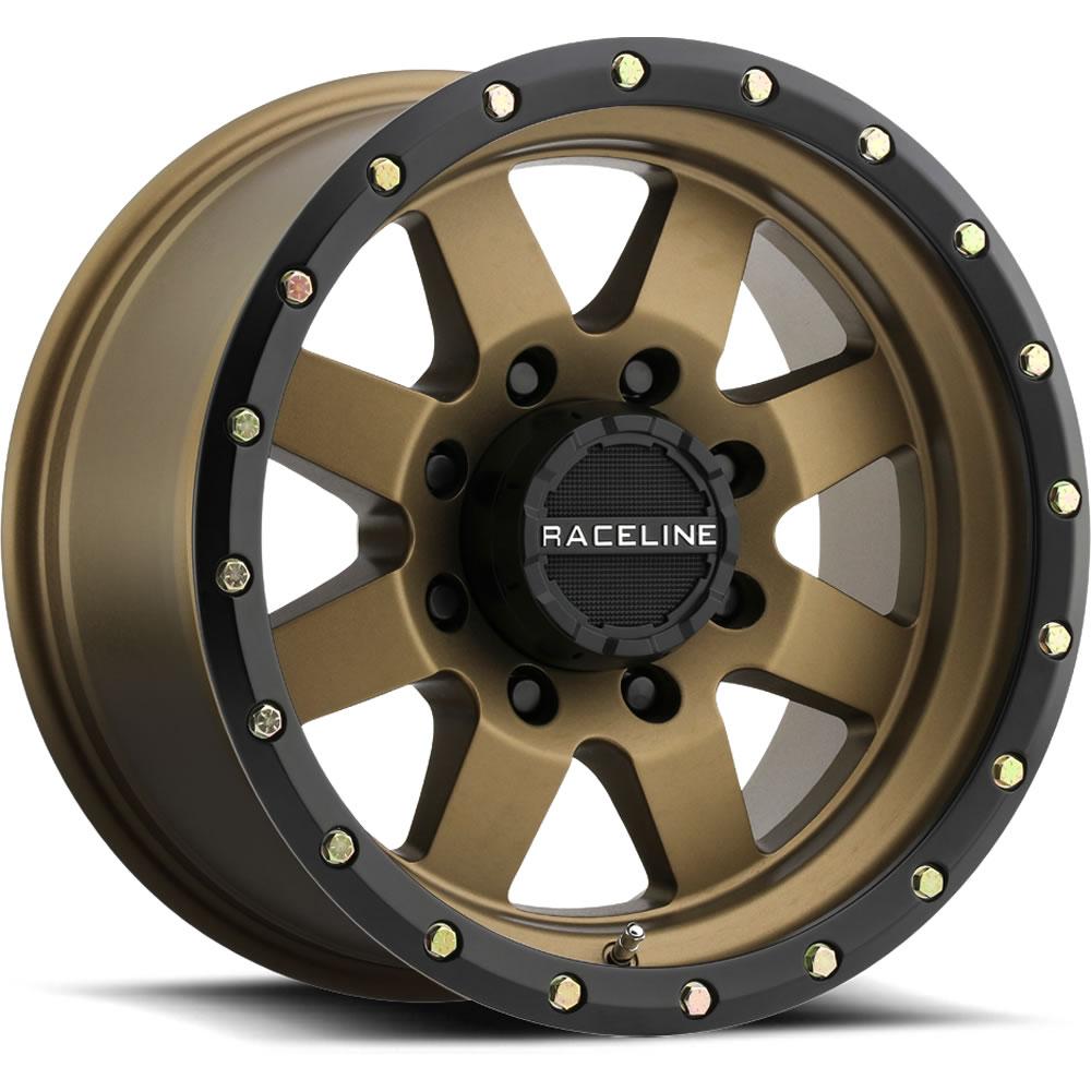 Raceline Defender 17x9 -12