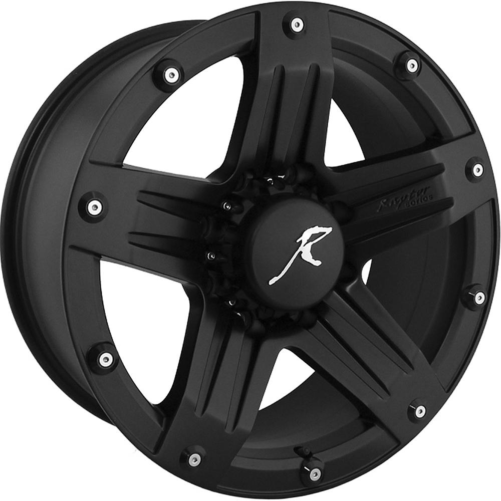 Raptor Indecent Exposure 20x10 22 Custom Wheels