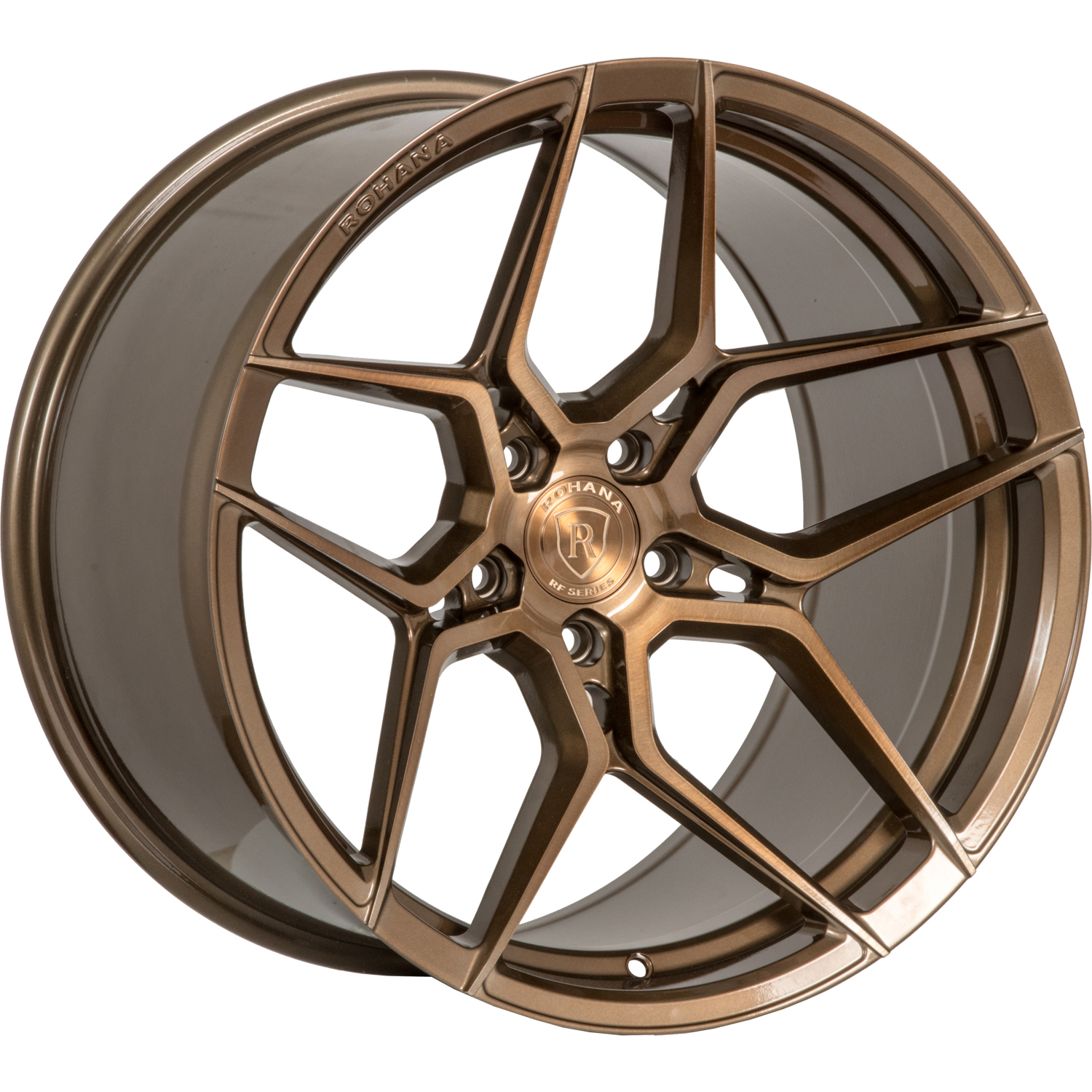 Rohana RFX11 Brushed Bronze 19x9.5 35
