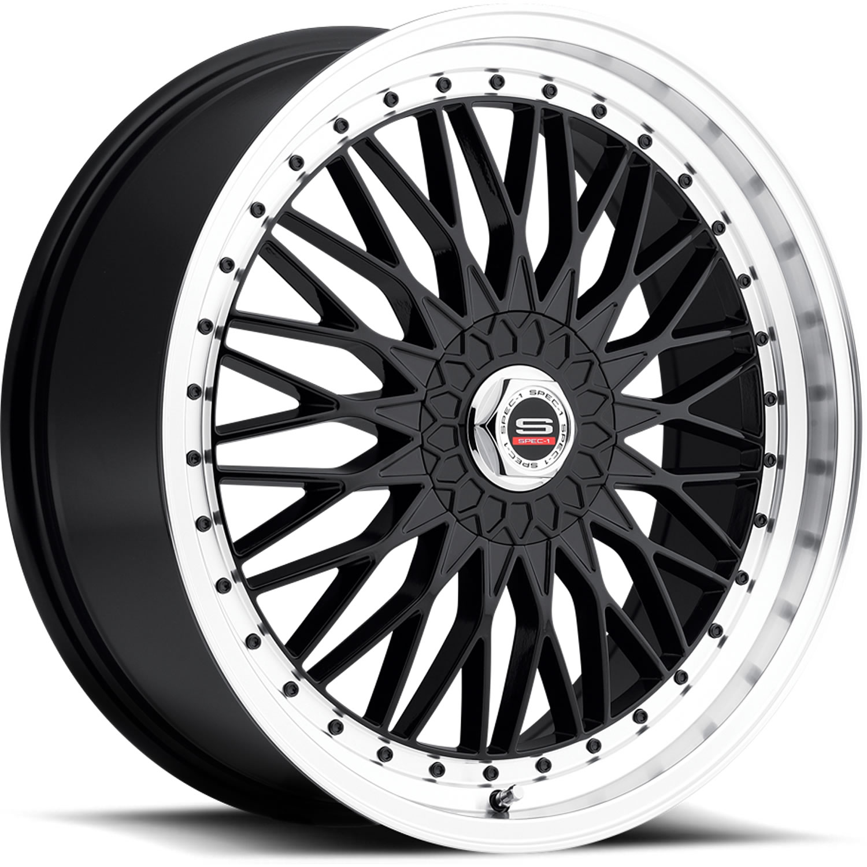 Spec 1 Sp 3 17x75 38 Custom Wheels