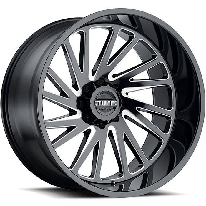 Tuff T2A 26x14  72mm | 2614T2A 26140B12L
