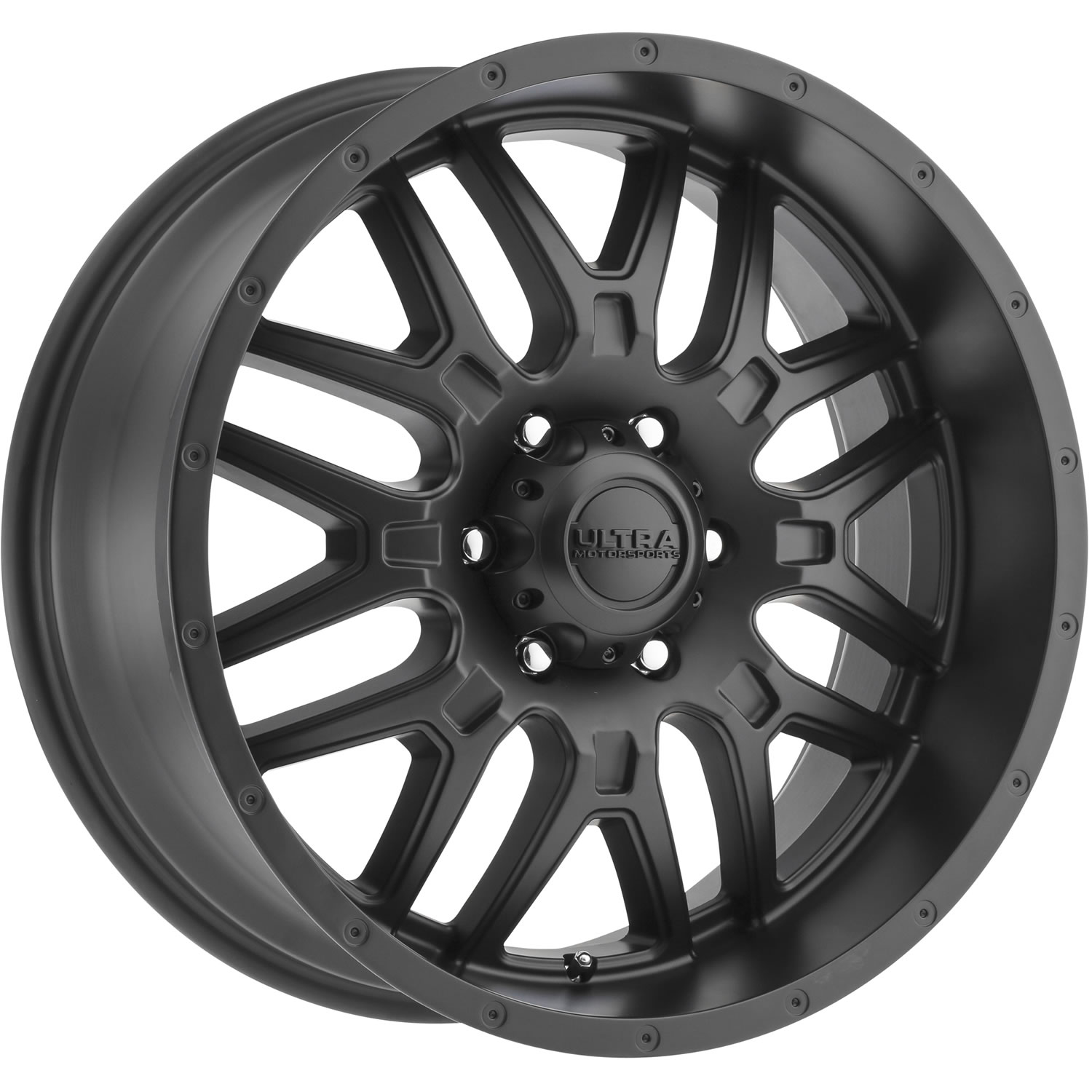 Ultra Hunter 20x10 25 Custom Wheels 203 2173SB25