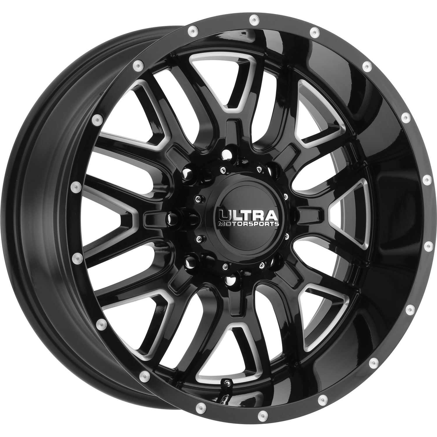Ultra Hunter 17x9 +12mm | 203 7982BM+12
